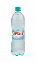 """Горная вода """"Архыз"""" 1.5 литра, пэт, газ, 6 шт. в уп."""