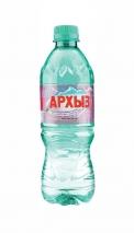 """Горная вода """"Архыз"""" 0.5 литра, пэт, 12 шт. в уп."""