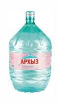 """Горная вода """"Архыз"""" 19 литров, ПЭТ, 1 шт. в уп."""