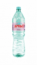 """Горная вода """"Архыз"""" 1.5 литра, пэт, 6 шт. в уп."""