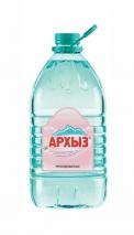 """Горная вода """"Архыз"""" 5 литров, ПЭТ, 2 шт. в уп."""