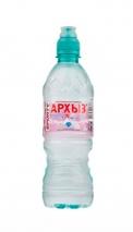 """Горная вода """"Архыз"""" Спорт 0.5 литра, пэт, 12 шт. в уп."""