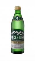 Минеральная вода «Ессентуки-4», 0.45 литра, газ, стекло, 20 шт. в уп.