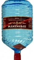 """Ледниковая вода """"Президиум"""" Республики Адыгеи бутылка"""