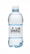 """Родниковая вода """"Polar Spring"""" 0.35 литра, пэт, 12 шт. в уп."""