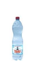 """Горная вода """"Тбау"""" 1.5 литра, ПЭТ, 6 шт. в уп."""