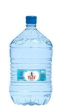 """Горная вода """"Тбау"""" пластиковая бутылка 12 л"""