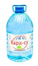 Вода питьевая «КАРА-СУ» 5 литров, ПЭТ, негазированная  2 ШТ. В УП.
