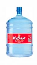 """Горная вода """"Кубай""""  19 литров, ПЭТ, 1 шт. в уп."""