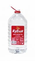 """Горная вода """"Кубай"""" 5 литров, пэт, 2 шт. в уп."""