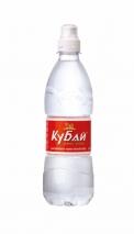 """Горная вода """"Кубай"""" Sport 0.5 литра, пэт, 8 шт. в уп."""
