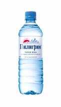 """Ледниковая вода """"Пилигрим"""" 0.5 литра, ПЭТ, 12 шт. в уп."""