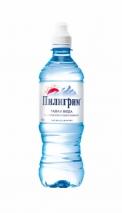 """Ледниковая вода """"Пилигрим"""" Sport 0.5 литра, пэт, 8 шт. в уп."""