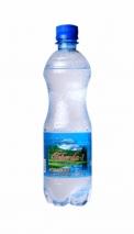 Вода Теберда-1 лечебно-столовая 0.5 литра, газ, пэт, 12 шт. в уп.