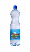 Вода Теберда-1 лечебно-столовая 1.5 литра, газ, пэт, 6 шт. в уп.
